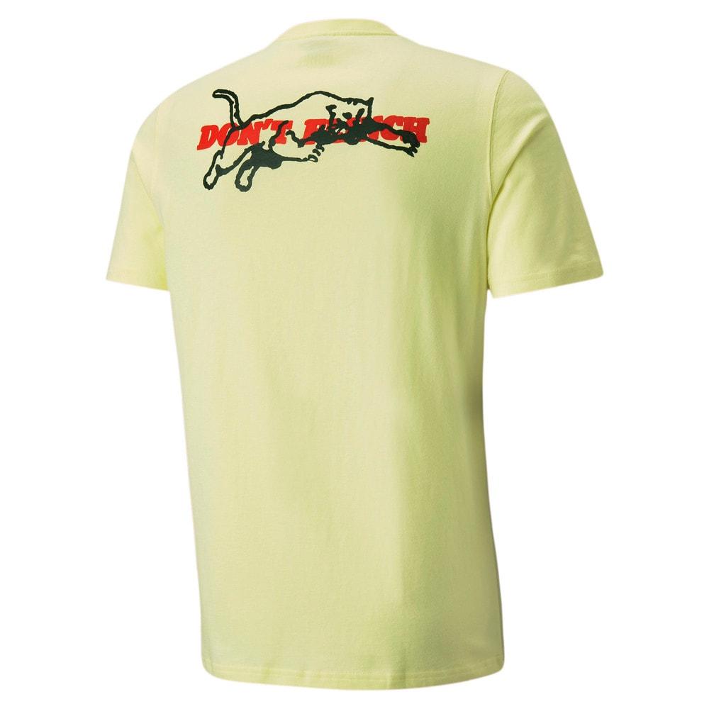 Görüntü Puma SCOUTED Basketbol Kısa Kollu Erkek T-shirt #2