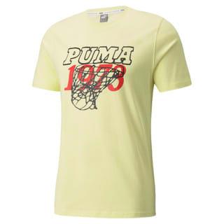 Изображение Puma Футболка Scouted Short Sleeve Men's Basketball Tee