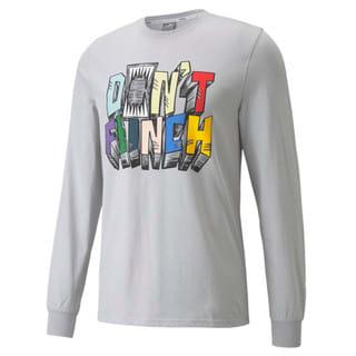 Görüntü Puma SCOUTED Uzun Kollu Basketbol Erkek T-shirt