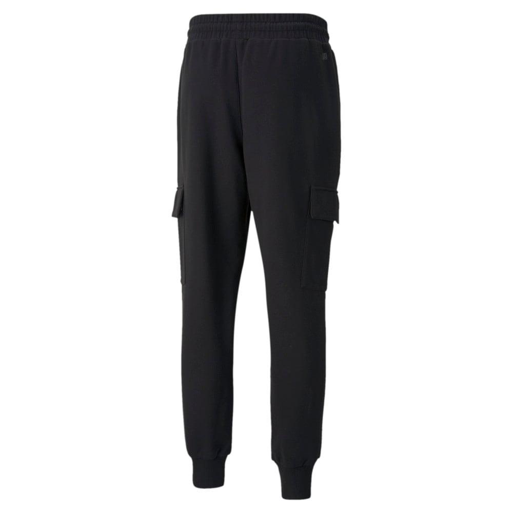Изображение Puma Штаны Booster Men's Basketball Pants #2: Puma Black