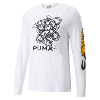 Изображение Puma Футболка с длинным рукавом 4th Quarter Men's Long Sleeve Tee