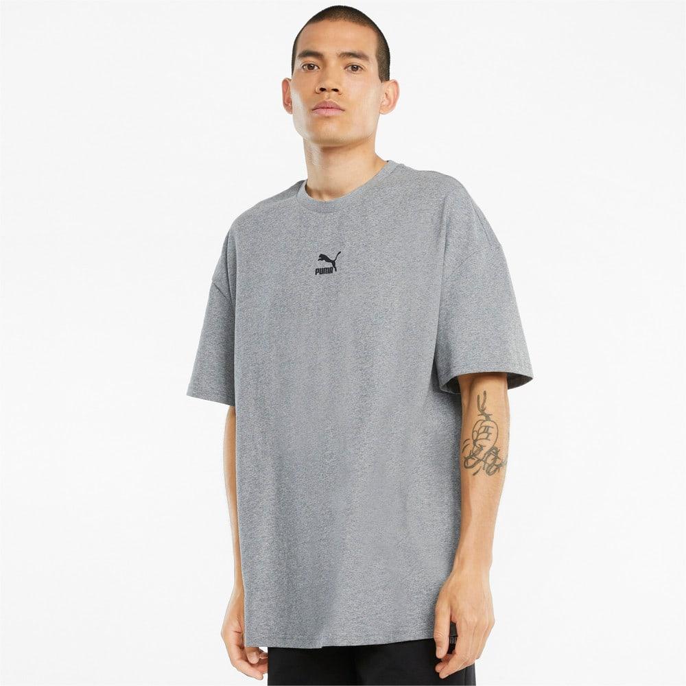 Görüntü Puma CLASSICS Erkek Boxy T-shirt #1