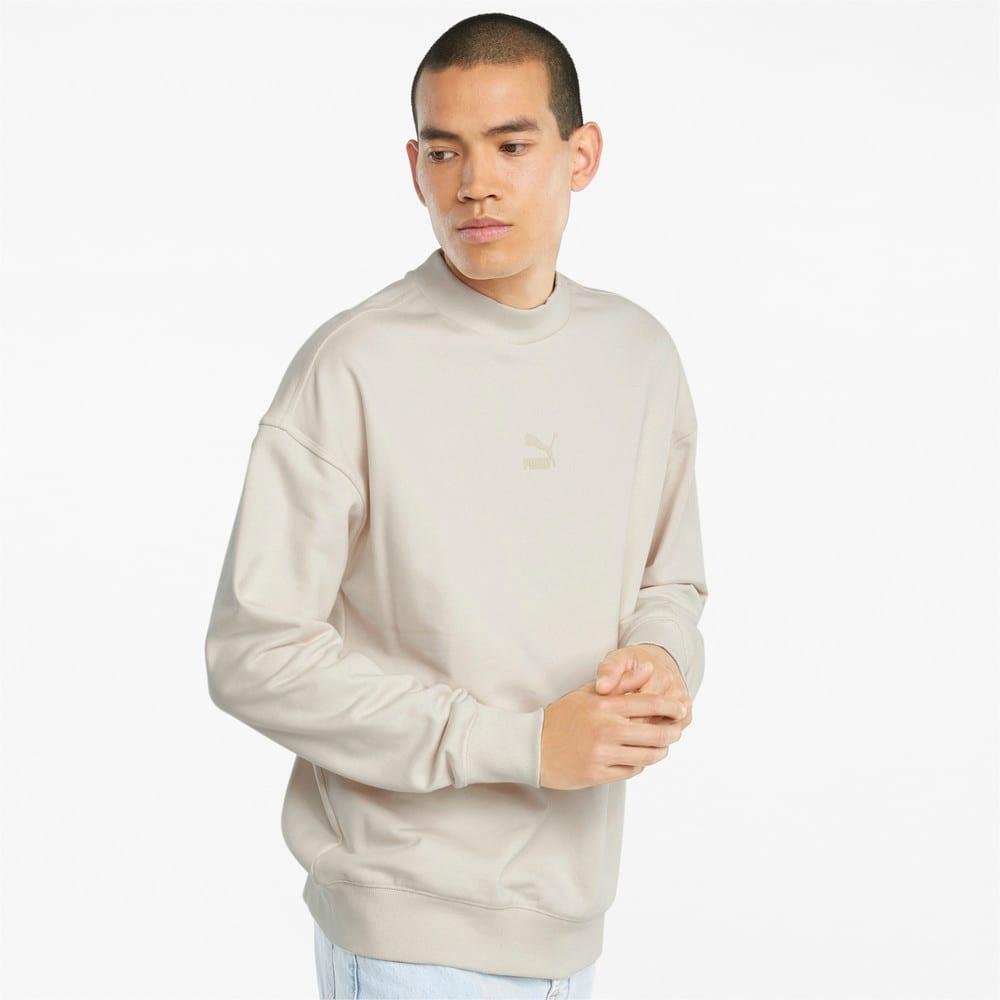 Зображення Puma Толстовка Classics High Crew Neck Men's Sweater #1: no color