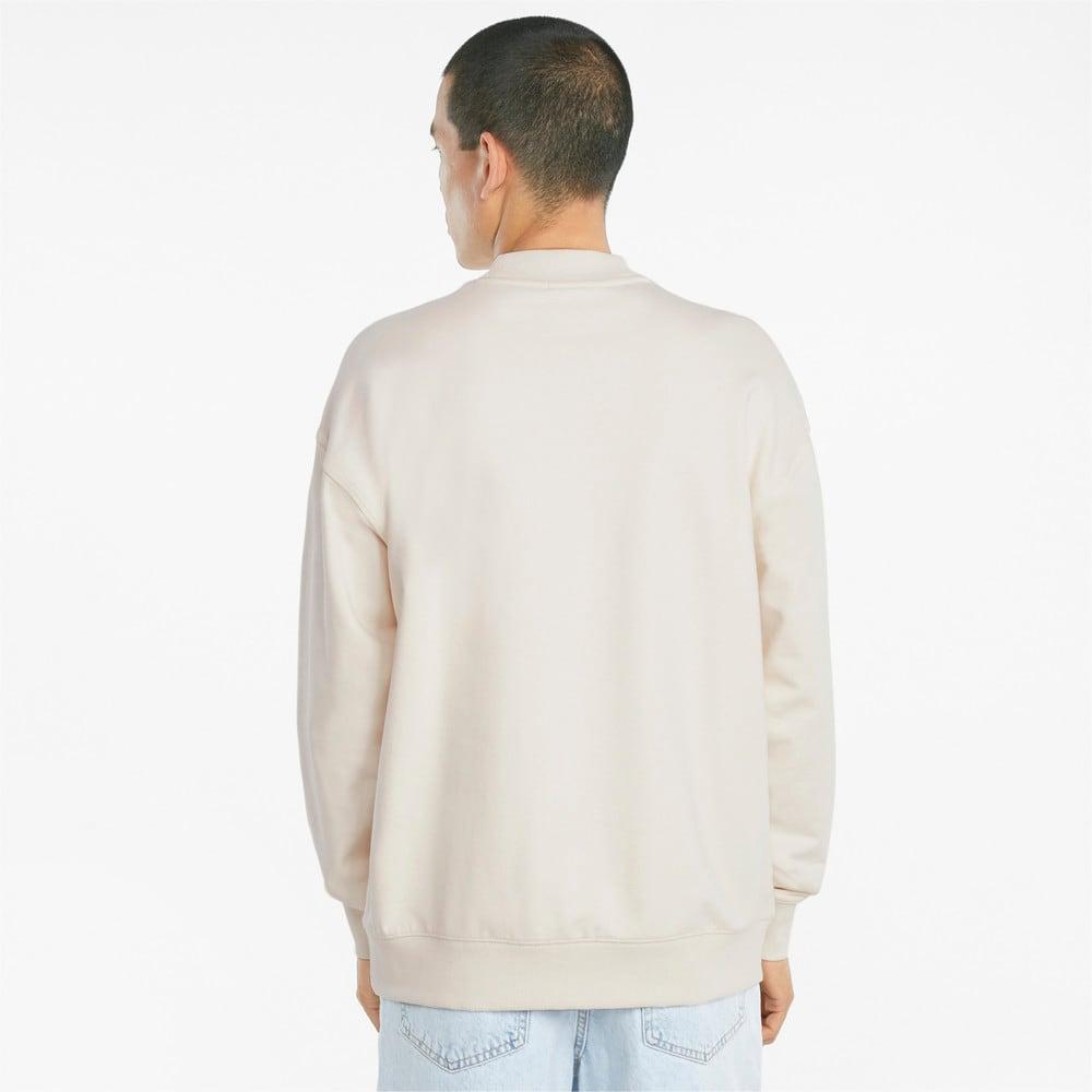 Зображення Puma Толстовка Classics High Crew Neck Men's Sweater #2: no color