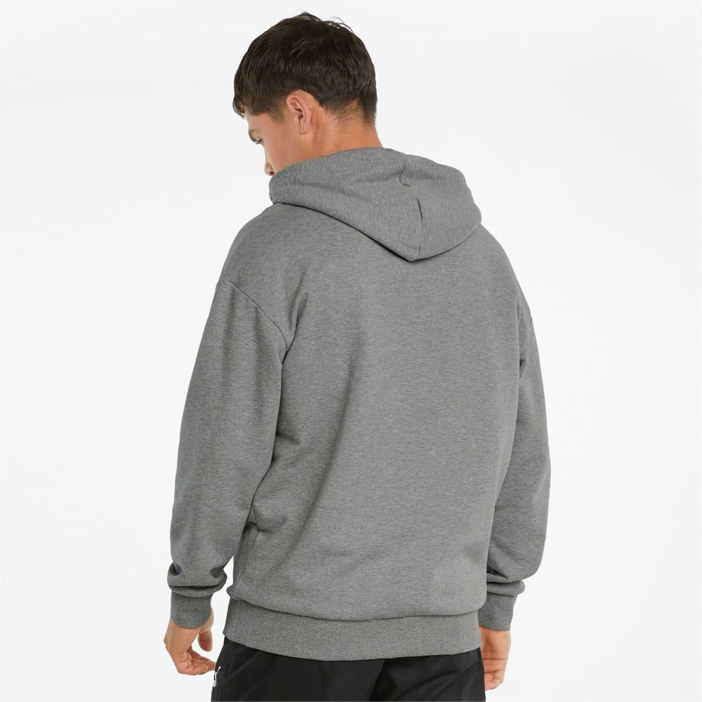 Görüntü Puma CLASSICS Geniş Kesim Erkek Kapüşonlu Sweatshirt #2