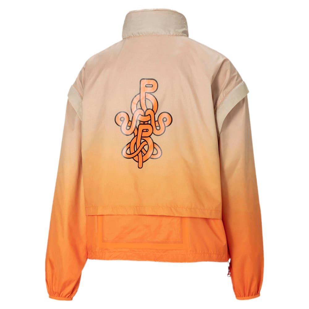 Изображение Puma Куртка PUMA x PRONOUNCE Women's Jacket #2: Vibrant Orange