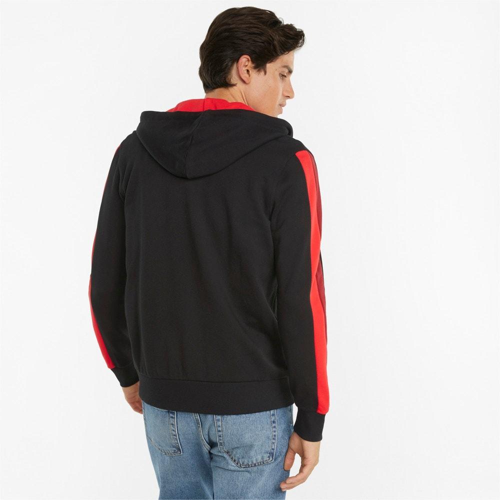 Imagen PUMA Chaqueta de felpa francesa con capucha y cierre completo para hombre CLSX #2