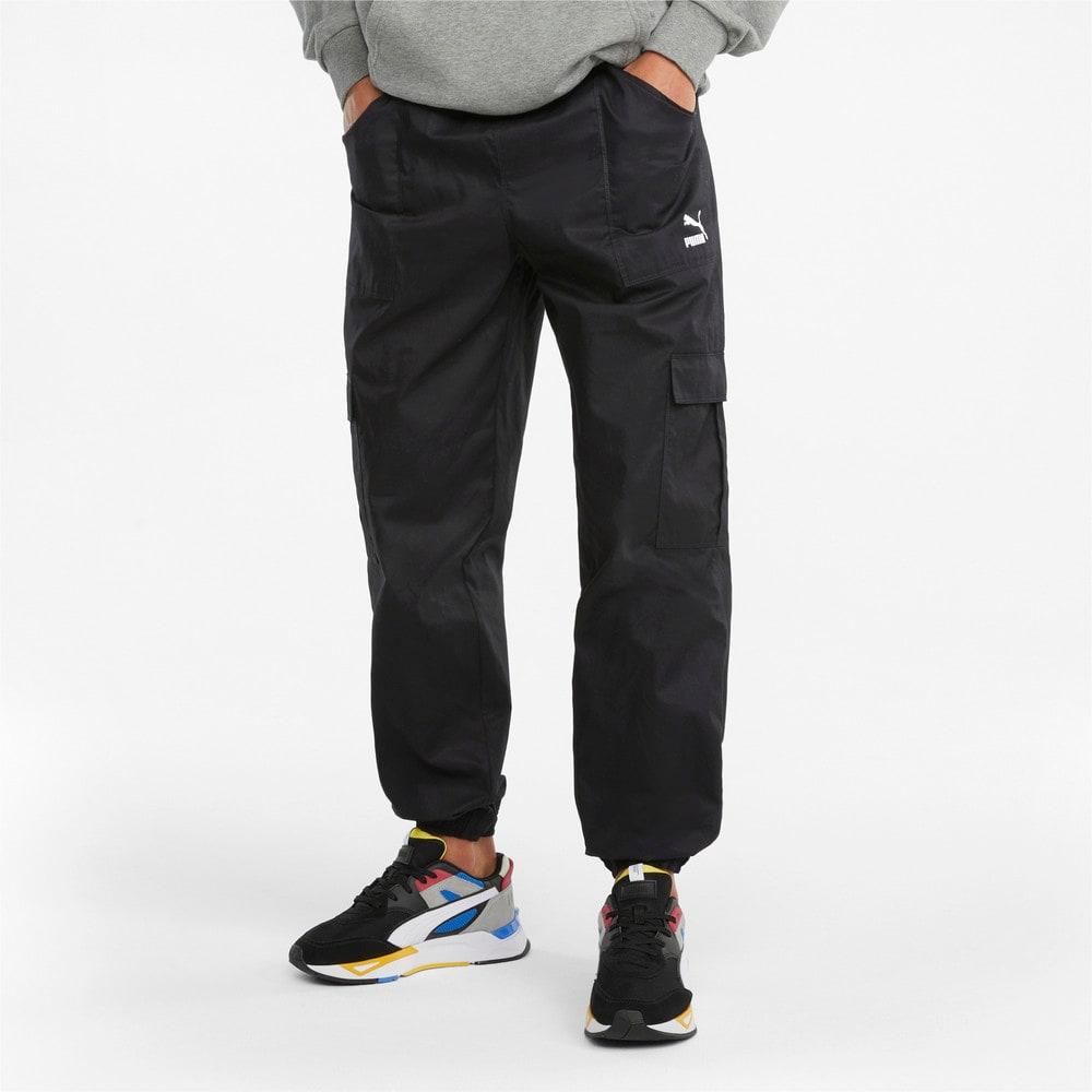 Зображення Puma Штани Classics Men's Cargo Pants #1: Puma Black