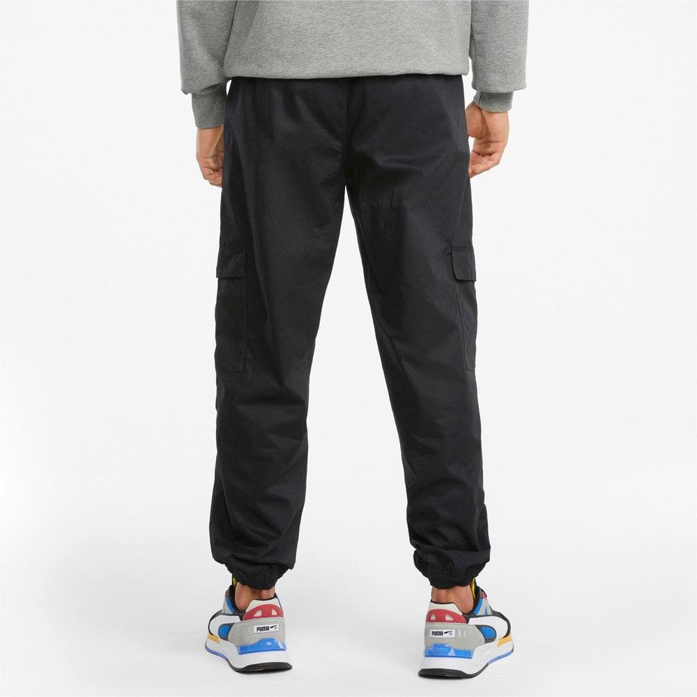 Зображення Puma Штани Classics Men's Cargo Pants #2: Puma Black