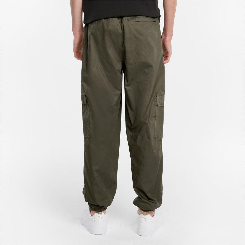 Imagen PUMA Pantalones estilo cargo para hombre Classics #2