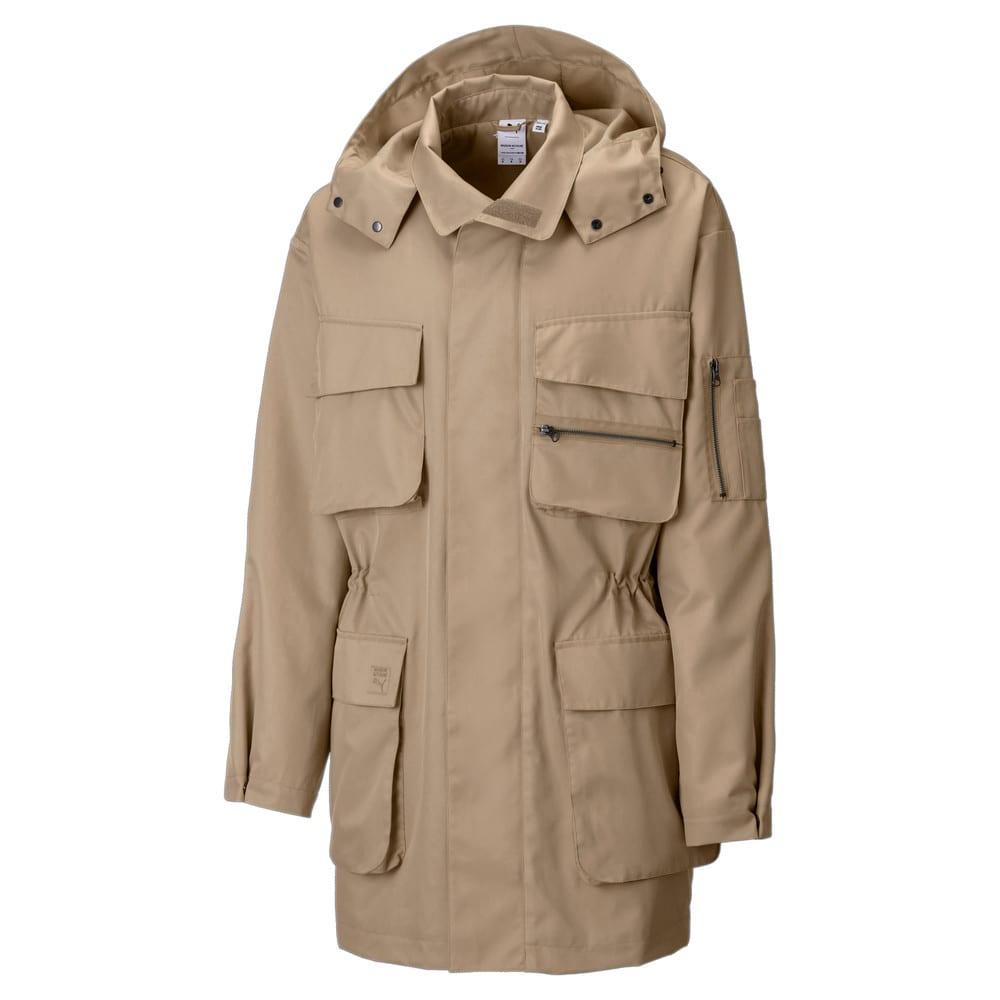 Зображення Puma Куртка PUMA x MAISON KITSUNÉ Men's Military Jacket #2: Travertine