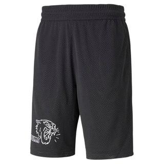 Изображение Puma Шорты Black Fives Men's Basketball Shorts