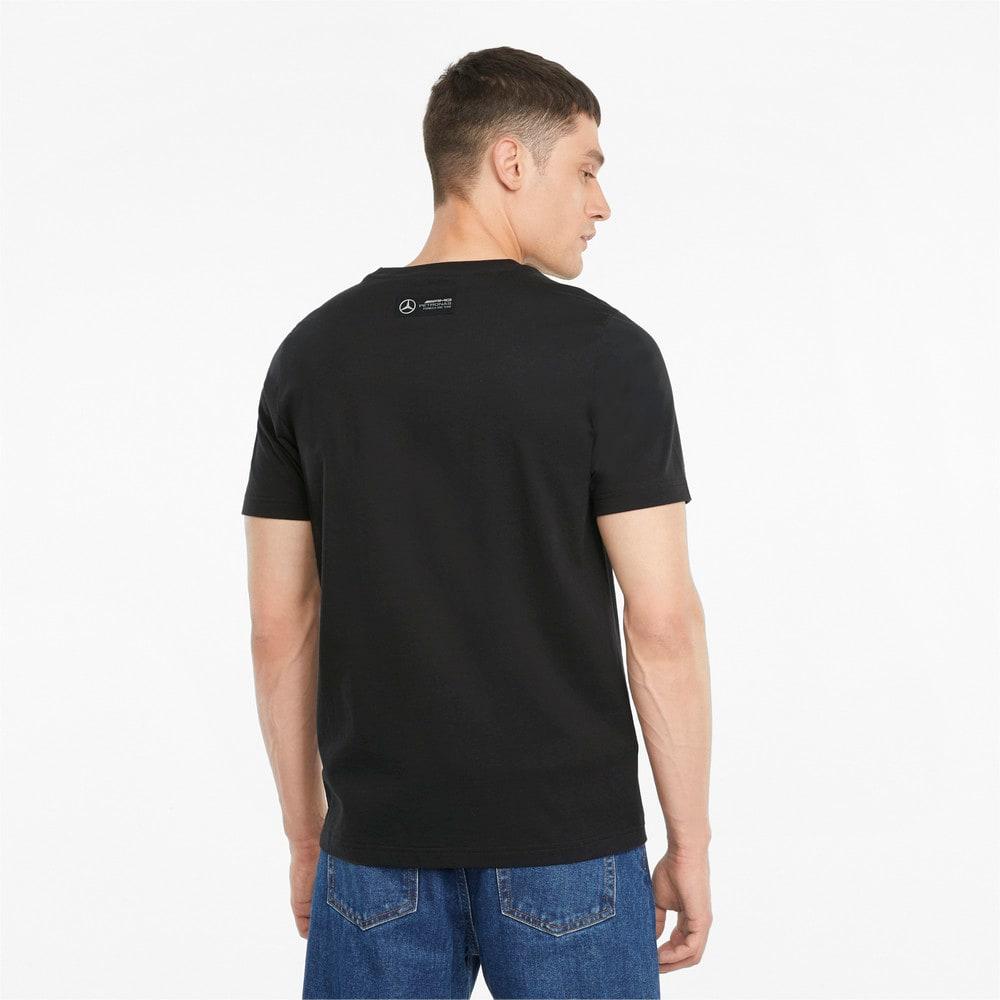 Image PUMA Camiseta Mercedes F1 Street Vintage Masculina #2
