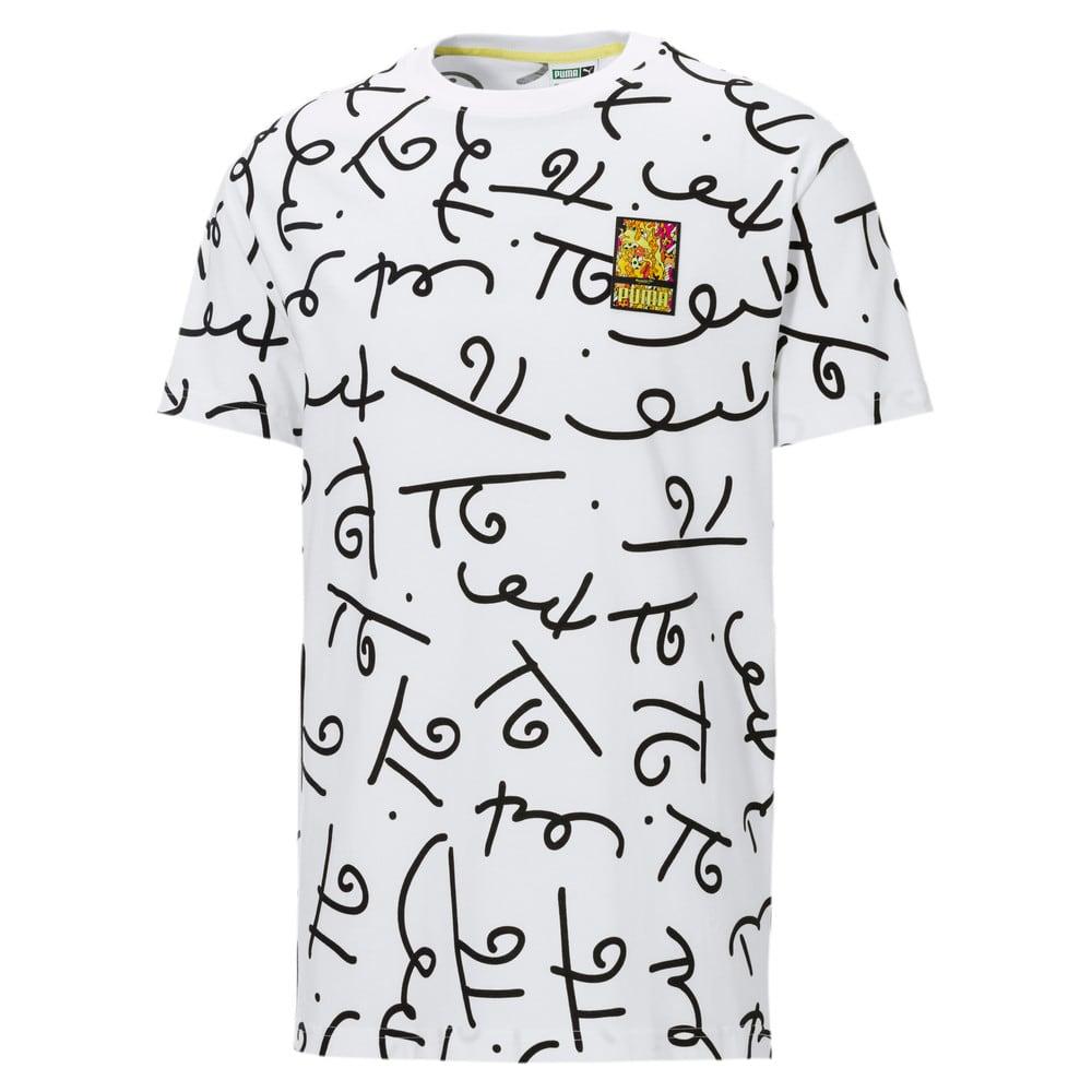 Görüntü Puma PUMA x BRITTO Baskılı T-shirt #1