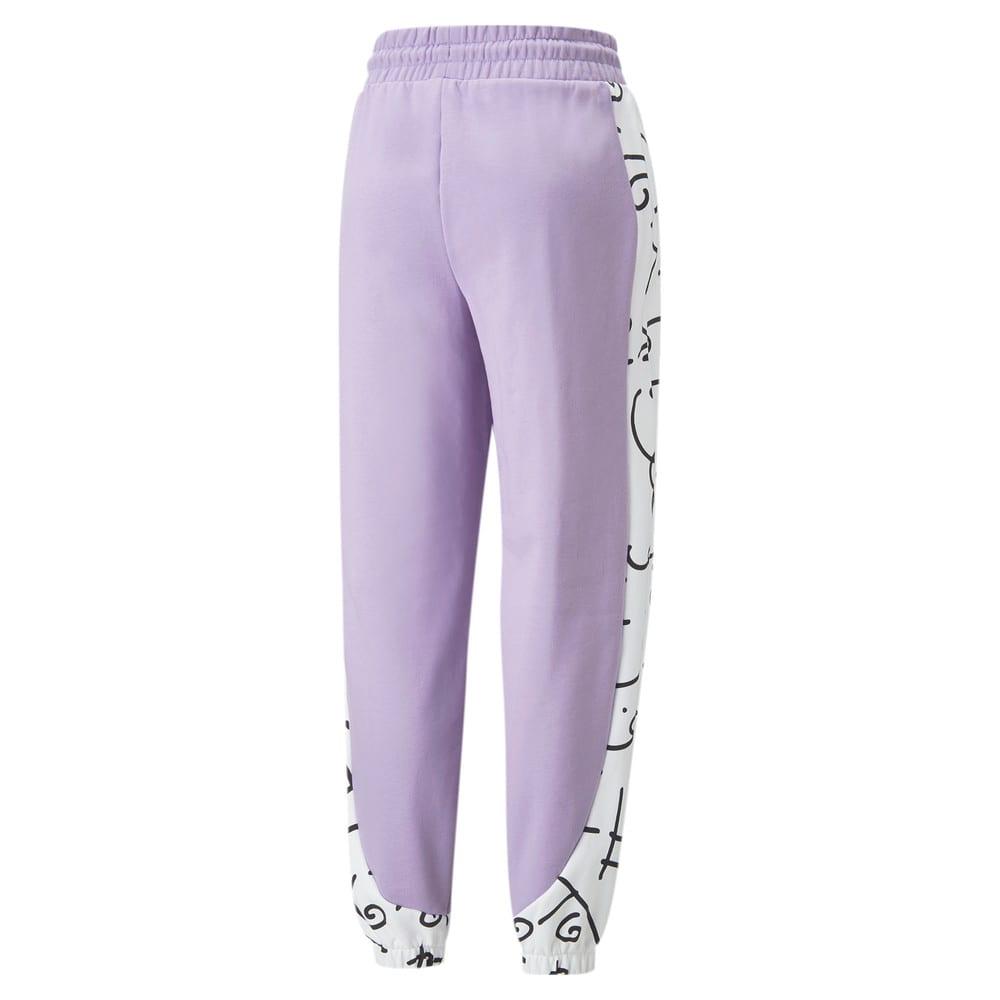 Image Puma PUMA x BRITTO Printed Women's Sweatpants #2