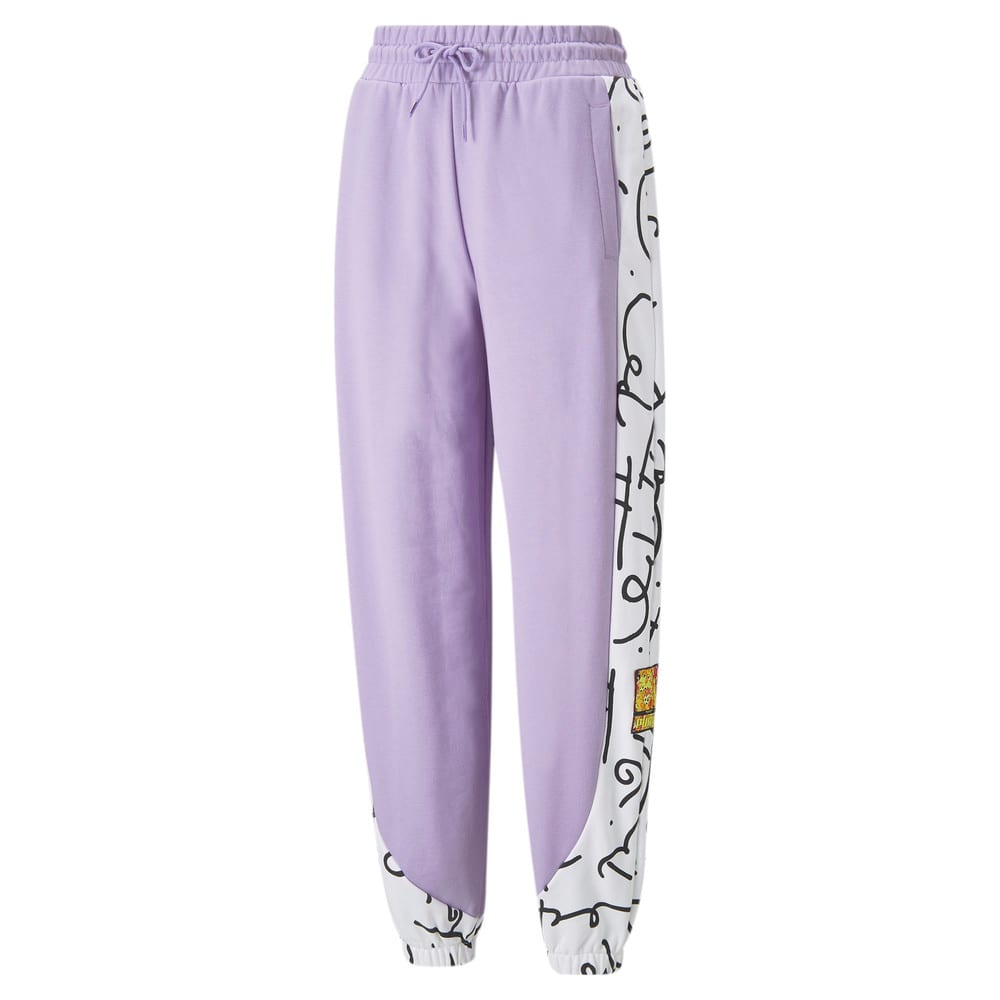 Image Puma PUMA x BRITTO Printed Women's Sweatpants #1