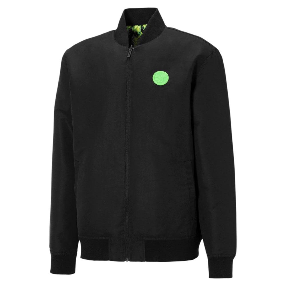 Зображення Puma Куртка PUMA x SANTA CRUZ Varsity Jacket #1: Puma Black