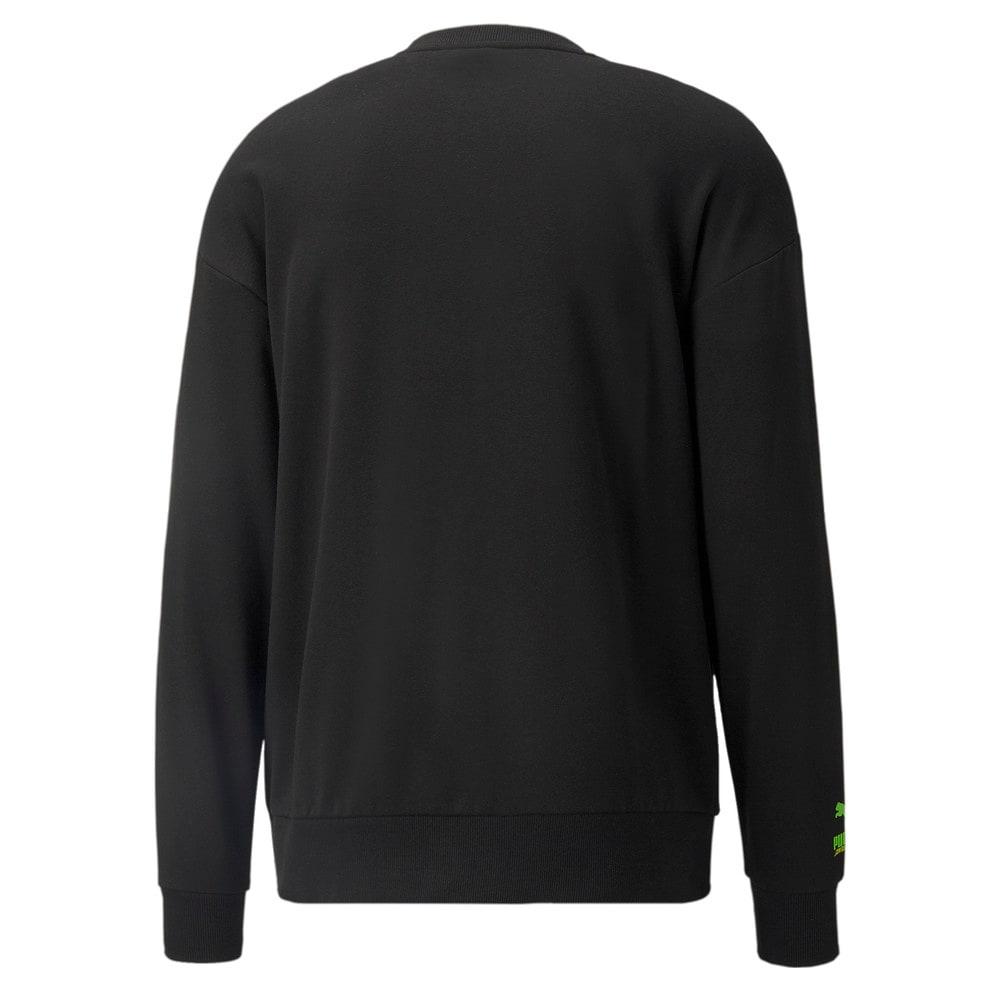 Зображення Puma Толстовка PUMA x SANTA CRUZ Crew Sweater #2: Puma Black