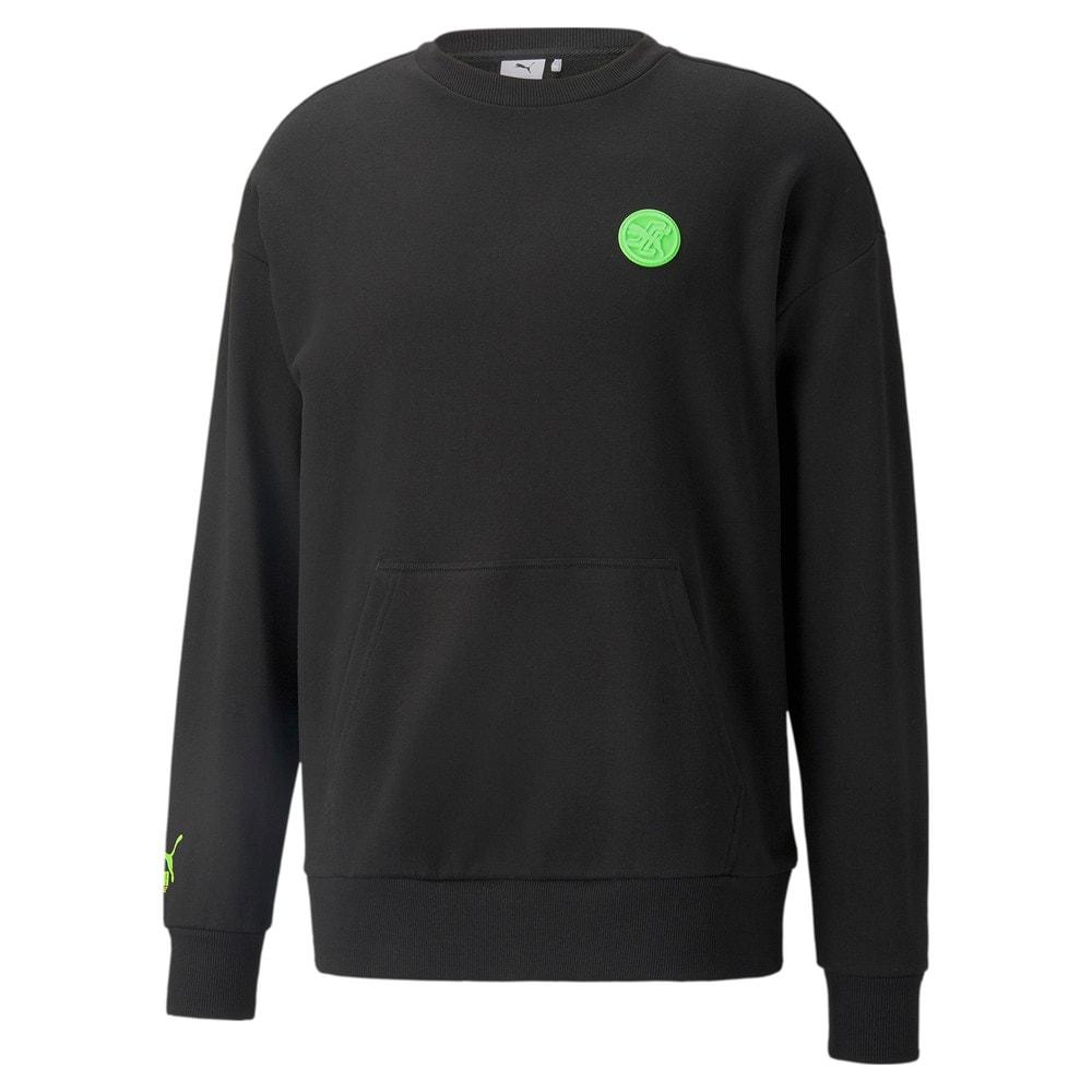 Зображення Puma Толстовка PUMA x SANTA CRUZ Crew Sweater #1: Puma Black