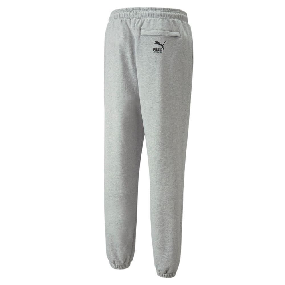 Изображение Puma Штаны PUMA x SANTA CRUZ Sweatpants #2: light gray heather