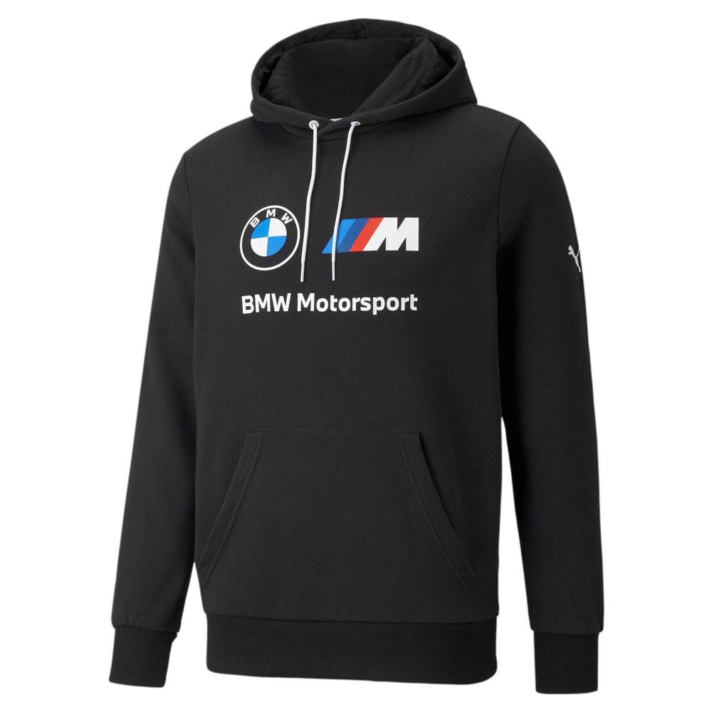 Изображение Puma Толстовка BMW M Motorsport Essentials Fleece Men's Hoodie #1