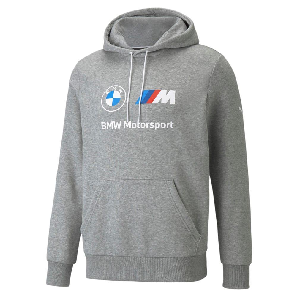 Image PUMA Moletom com Capuz BMW MMS Essentials Fleece Masculino #1