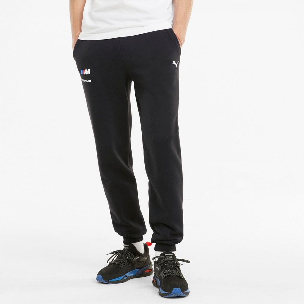 Изображение Puma Штаны BMW M Motorsport Essentials Men's Sweatpants #1