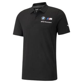 Görüntü Puma BMW M Motorsport ESSENTIALS Erkek Polo T-shirt