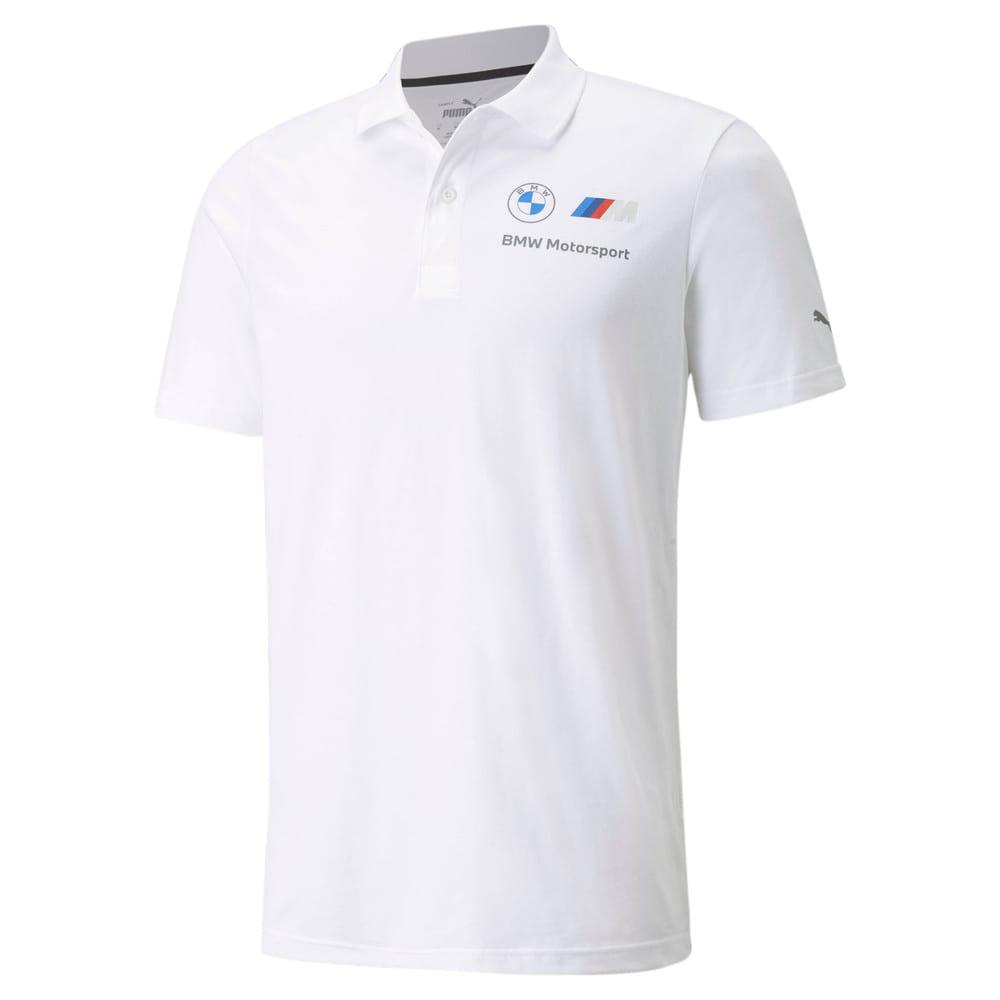 Изображение Puma Поло BMW M Motorsport Essentials Men's Polo Shirt #1