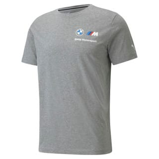 Изображение Puma Футболка BMW M Motorsport Essentials Small Logo Men's Tee