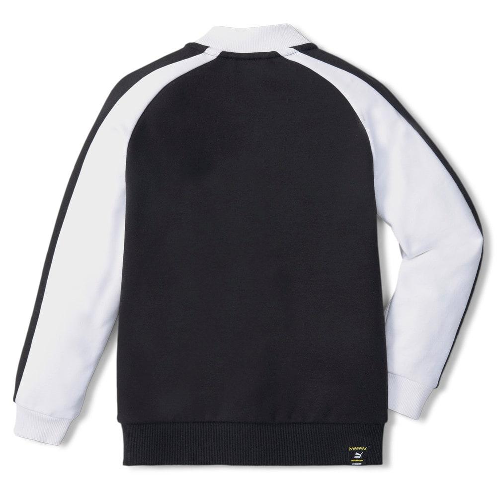 Зображення Puma Дитяча олімпійка PUMA x PEANUTS Kids' Track Jacket #2: Puma Black