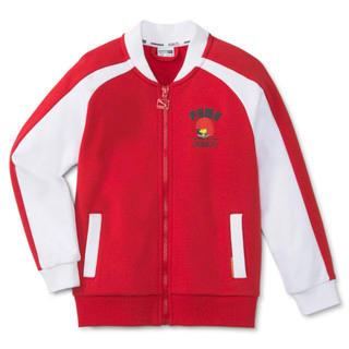 Изображение Puma Детская олимпийка PUMA x PEANUTS Kids' Track Jacket