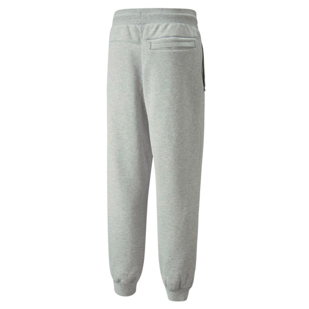 Изображение Puma Штаны MMQ Sweatpants #2: Light Gray-Heather BC02