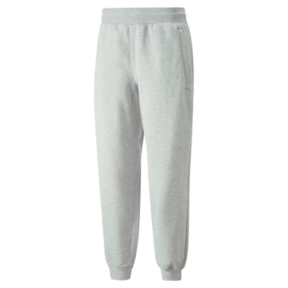 Изображение Puma Штаны MMQ Sweatpants #1: Light Gray-Heather BC02