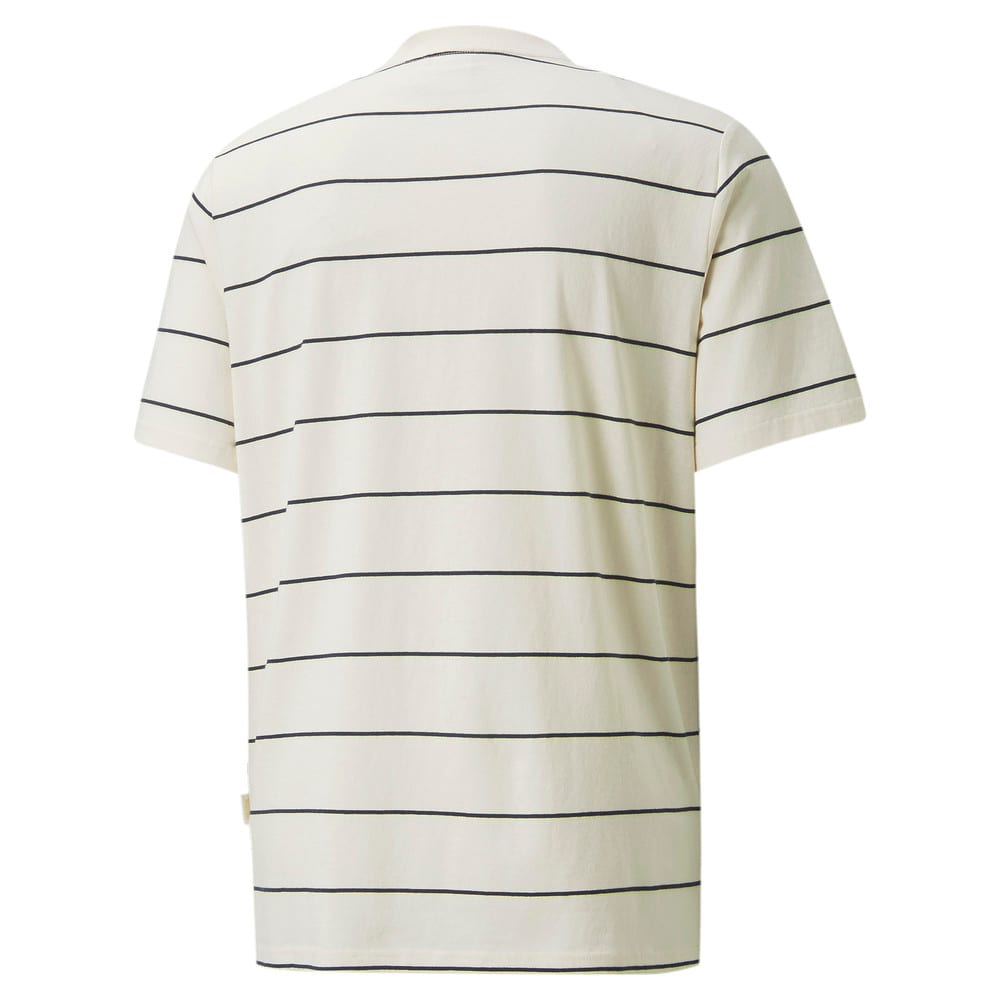 Изображение Puma Футболка Dassler Legacy Stripes Tee #2