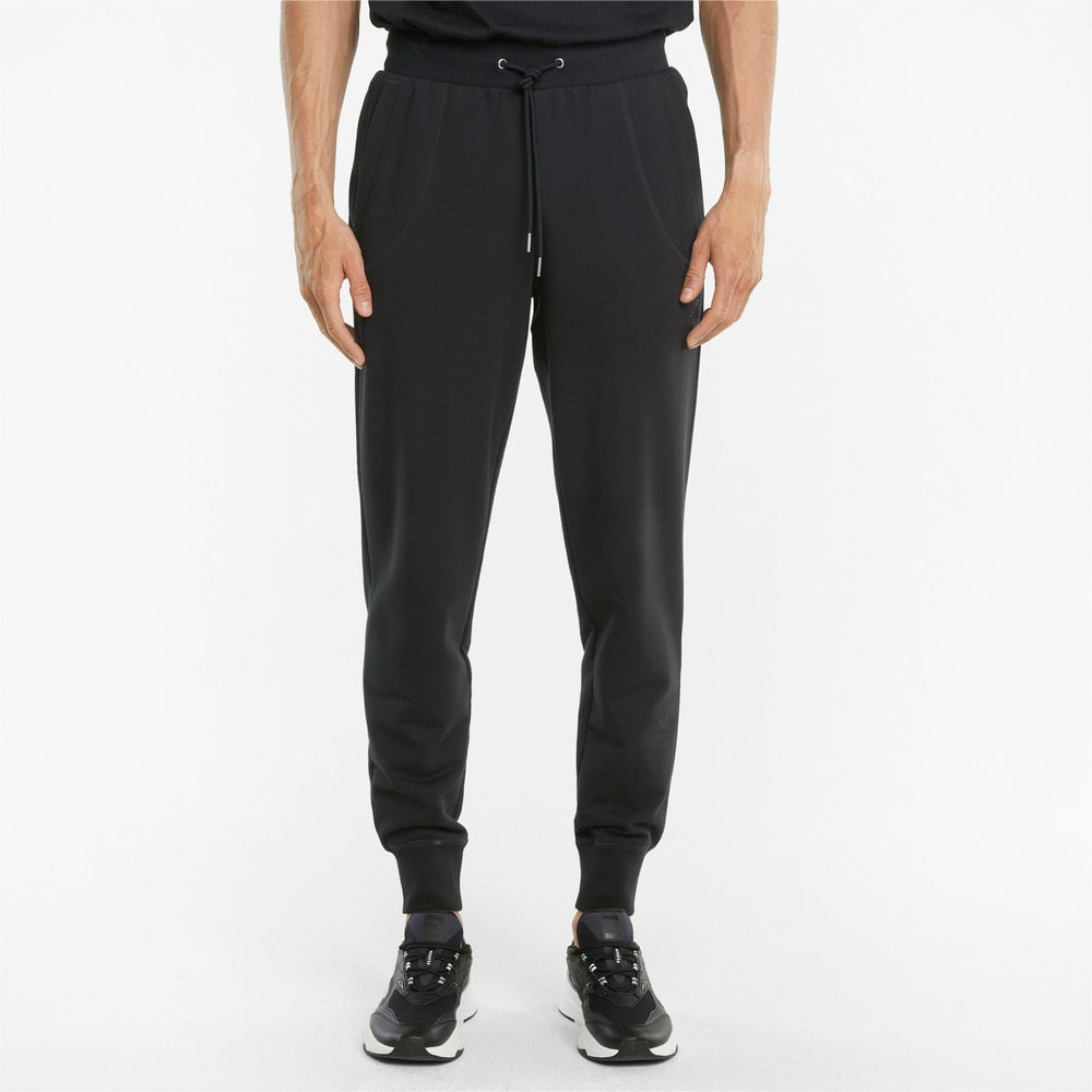 Изображение Puma Штаны JTS French Terry Men's Pants #1