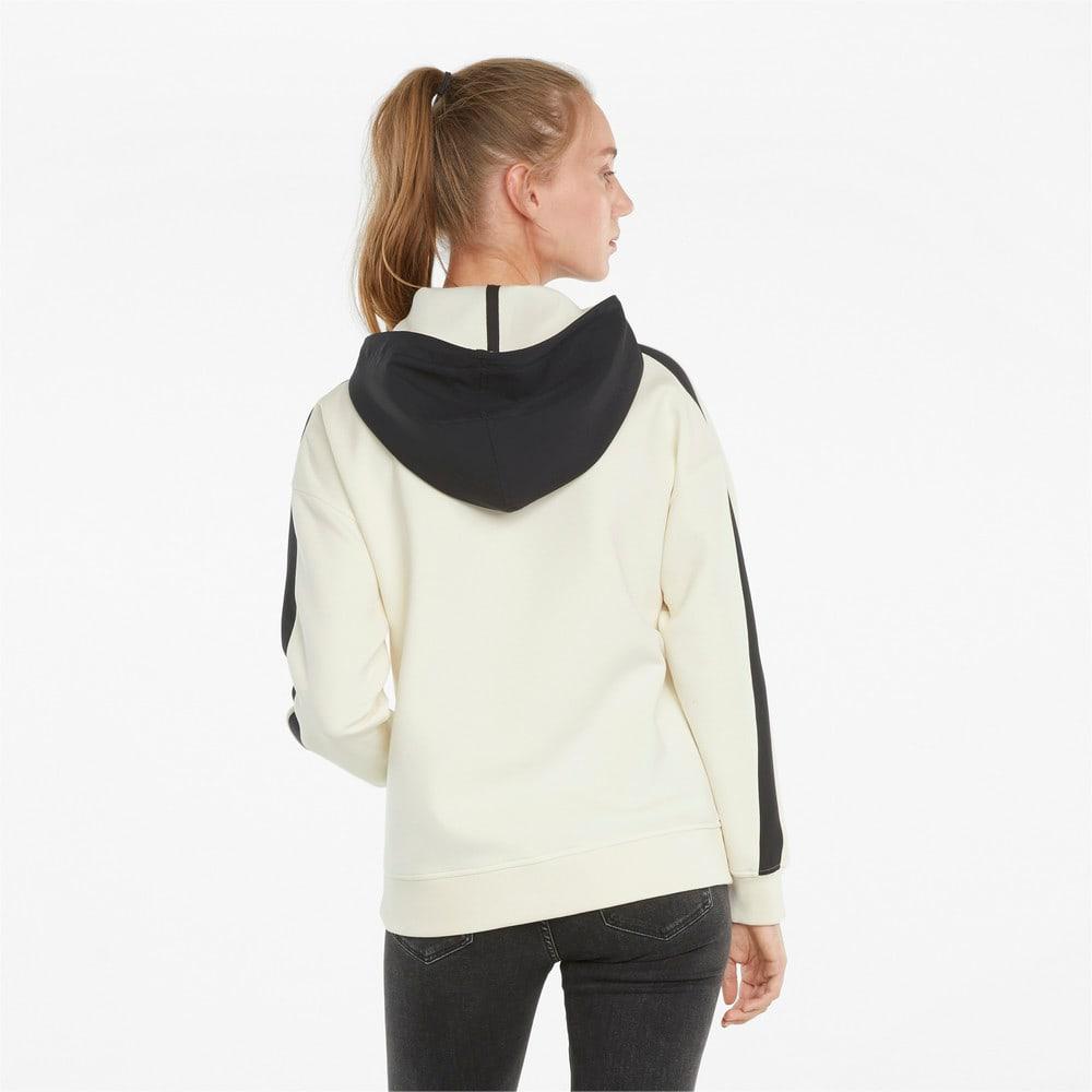 Зображення Puma Толстовка PUMA x FIRST MILE Double Knit Women's Hoodie #2: Ivory Glow