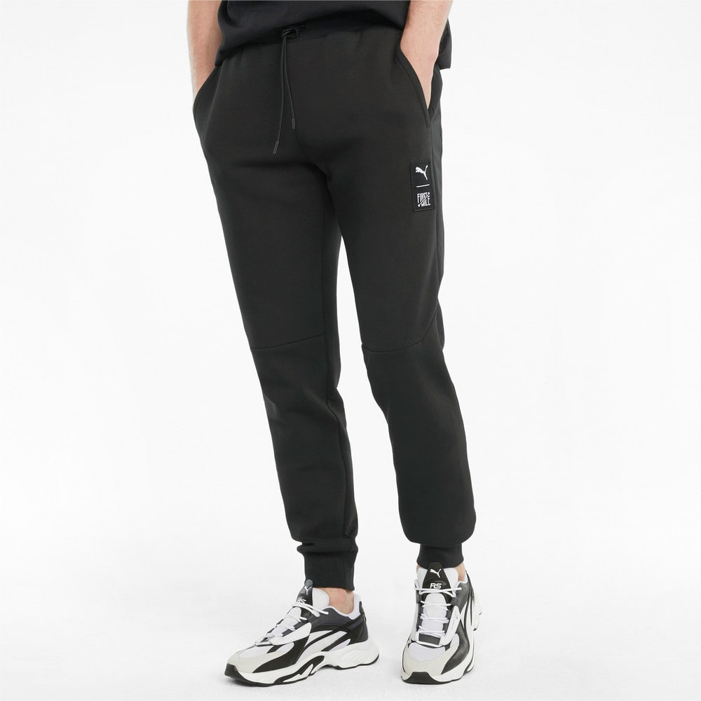 Изображение Puma Штаны PUMA x FIRST MILE Double Knit Men's Jogger Pants #1