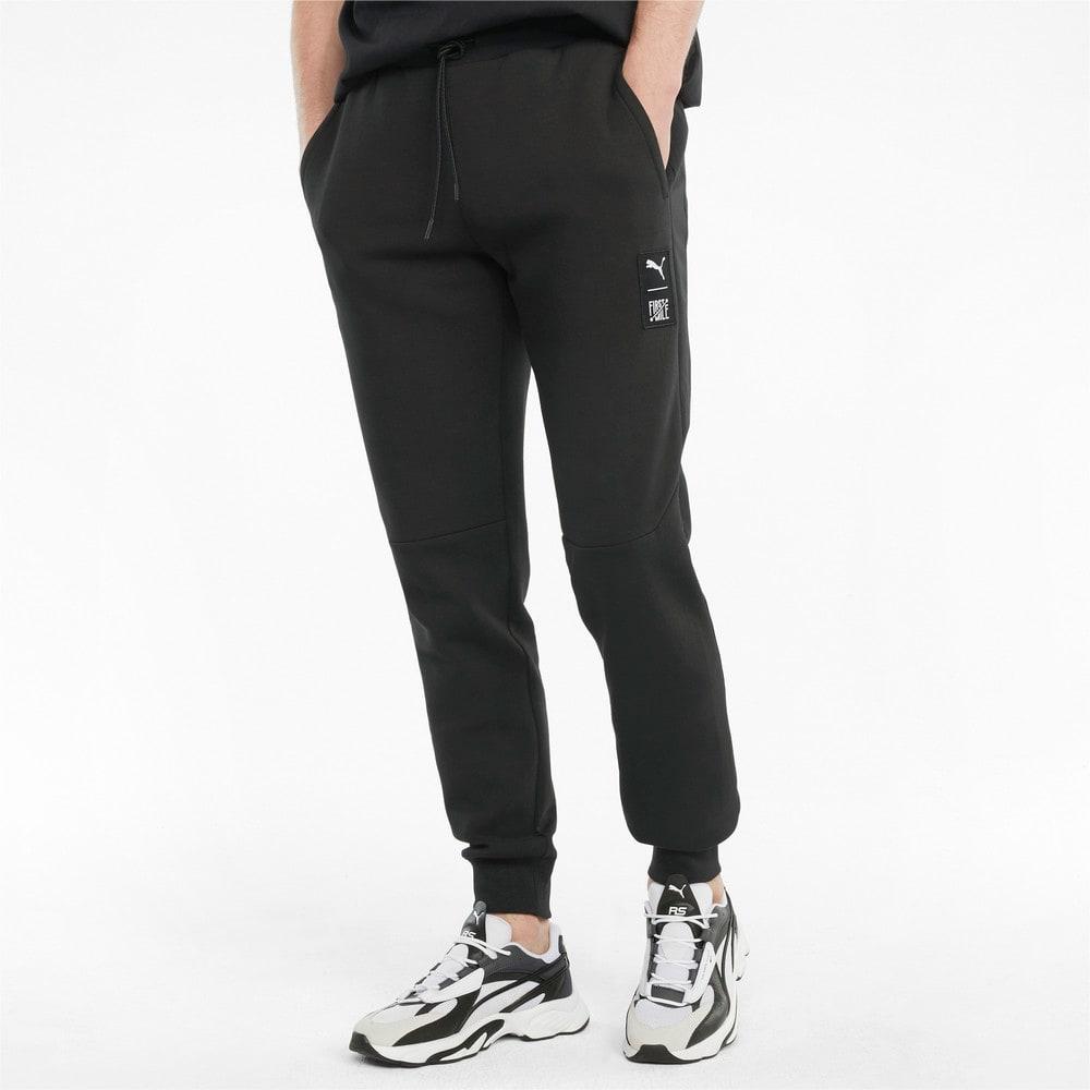 Зображення Puma Штани PUMA x FIRST MILE Double Knit Men's Jogger Pants #1: Puma Black