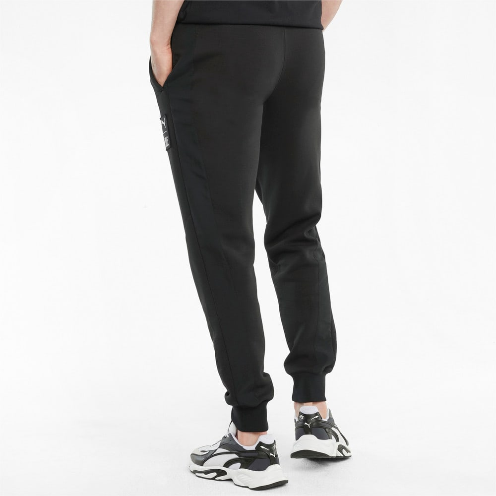 Зображення Puma Штани PUMA x FIRST MILE Double Knit Men's Jogger Pants #2: Puma Black