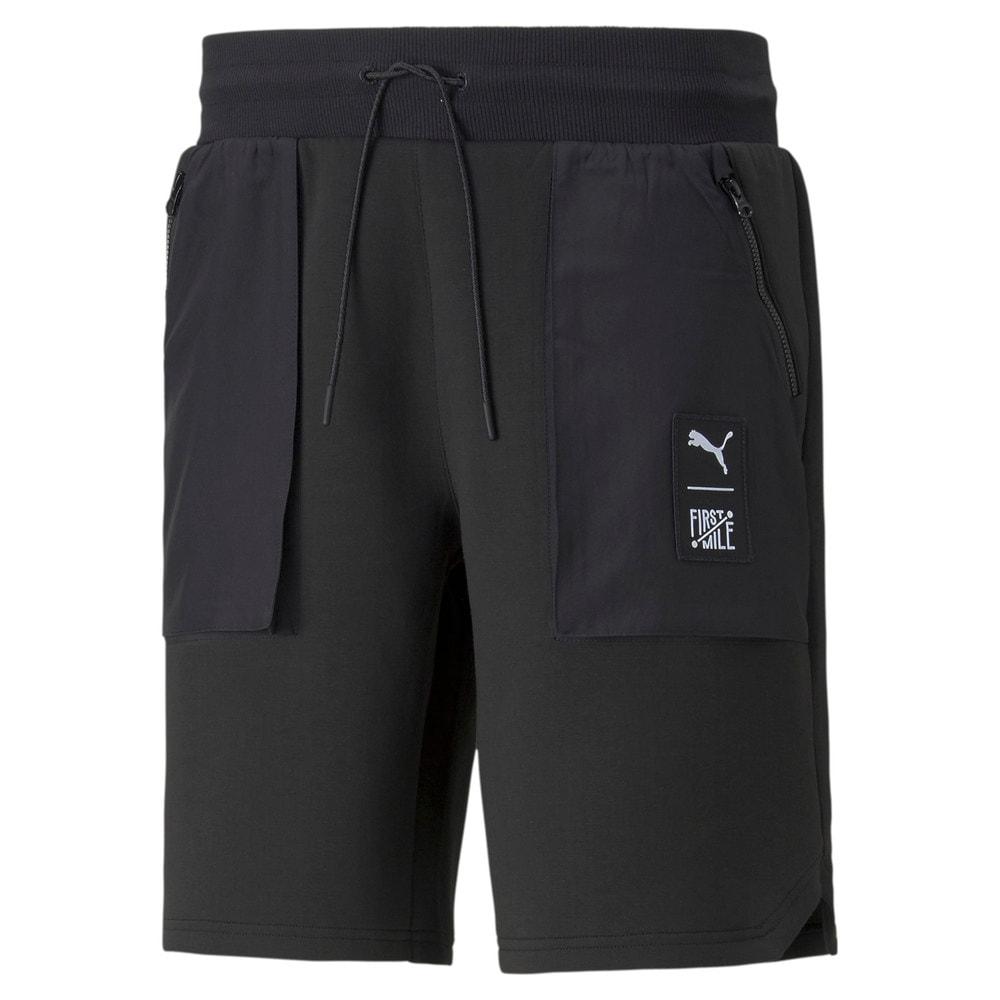 Image Puma PUMA x FIRST MILE Double Knit Men's Cargo Shorts #1