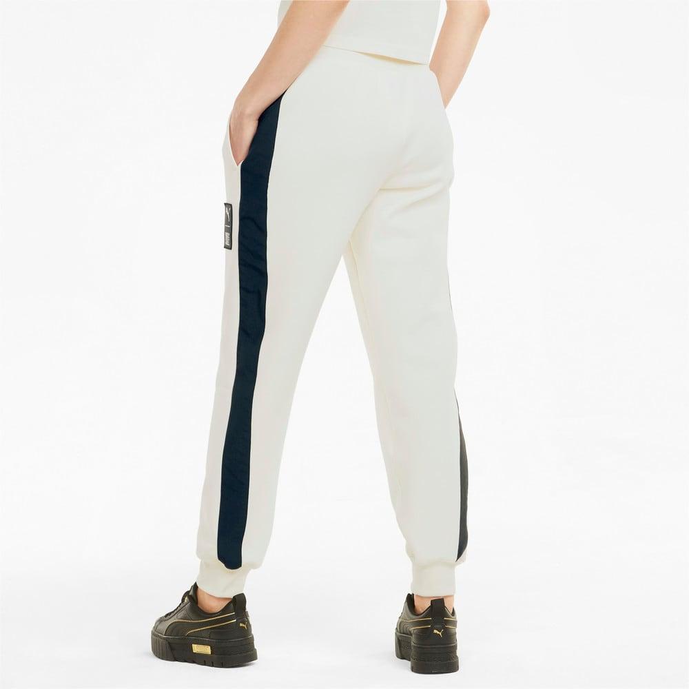 Зображення Puma Штани PUMA x FIRST MILE Double Knit Women's Jogger Pants #2: Ivory Glow