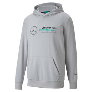 Изображение Puma Толстовка Mercedes F1 Essentials Men's Hoodie