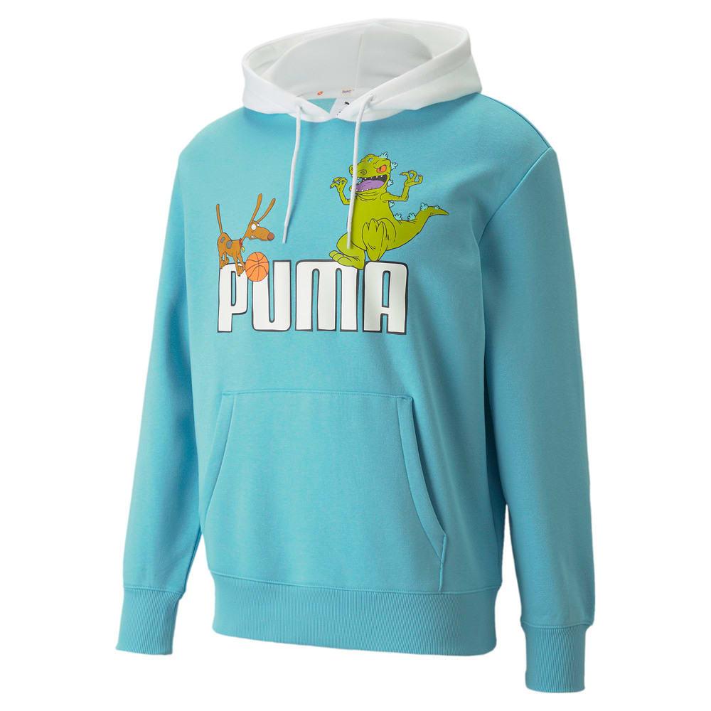 Image Puma PUMA x RUGRATS Men's Basketball Hoodie #1