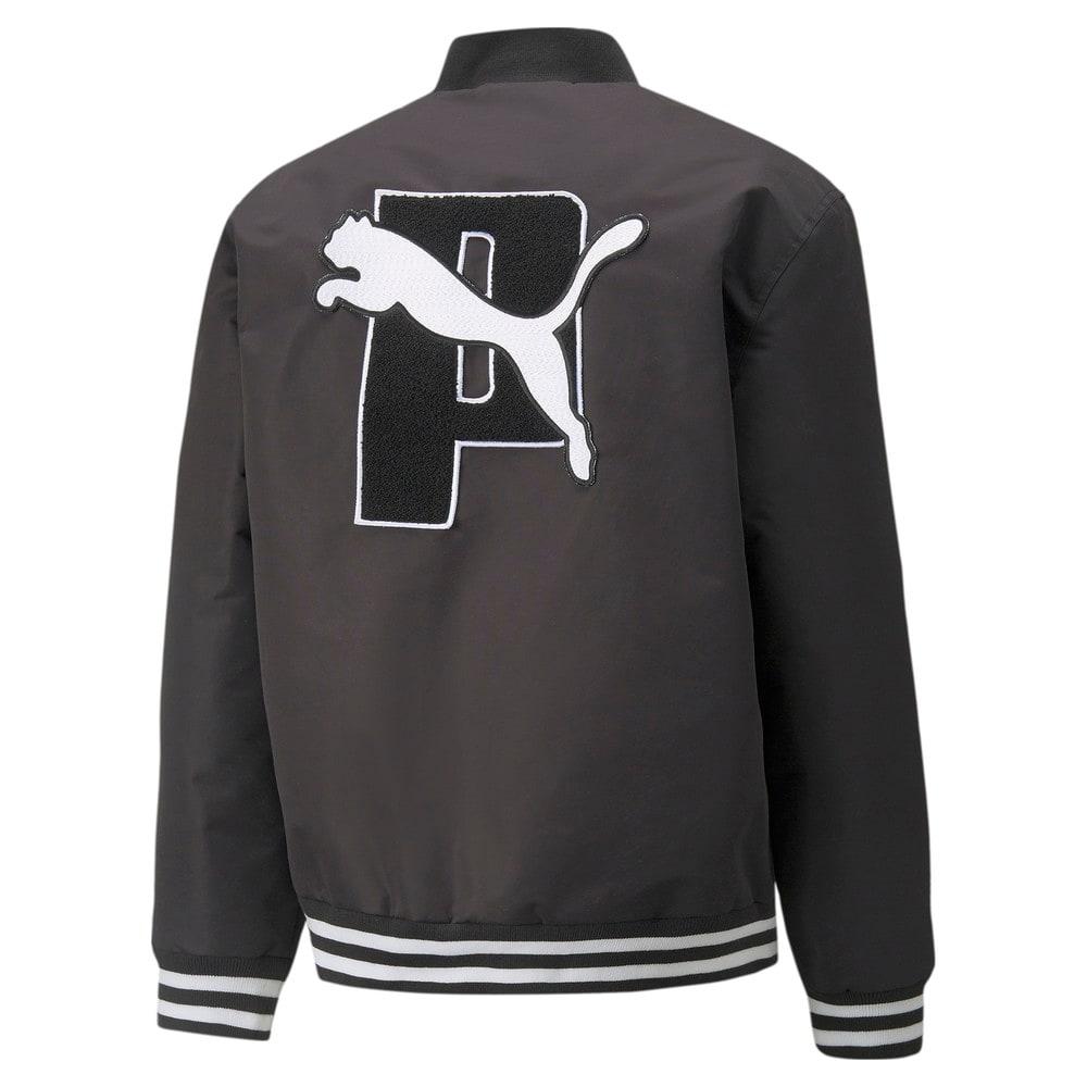 Изображение Puma Бомбер PUMA x PUMA Varsity Jacket #2