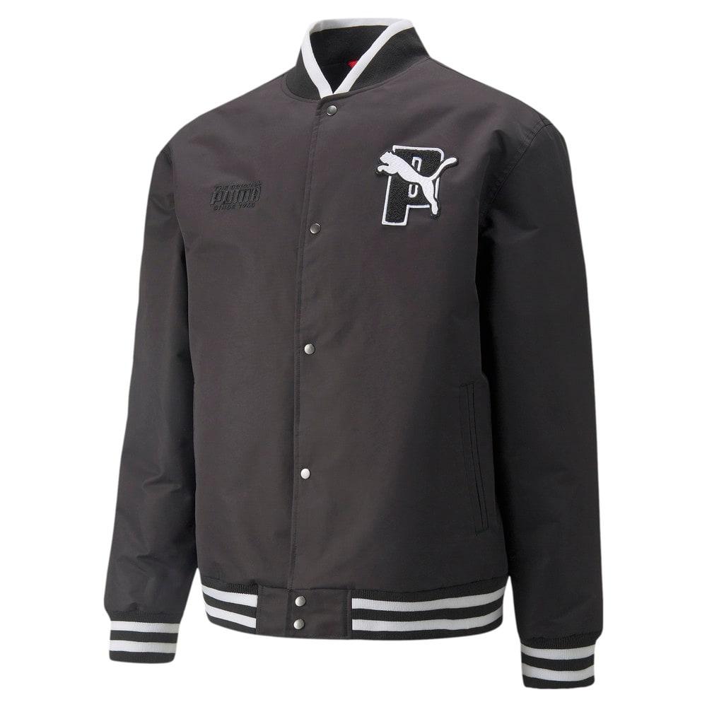 Image Puma PUMA x PUMA Varsity Jacket #1