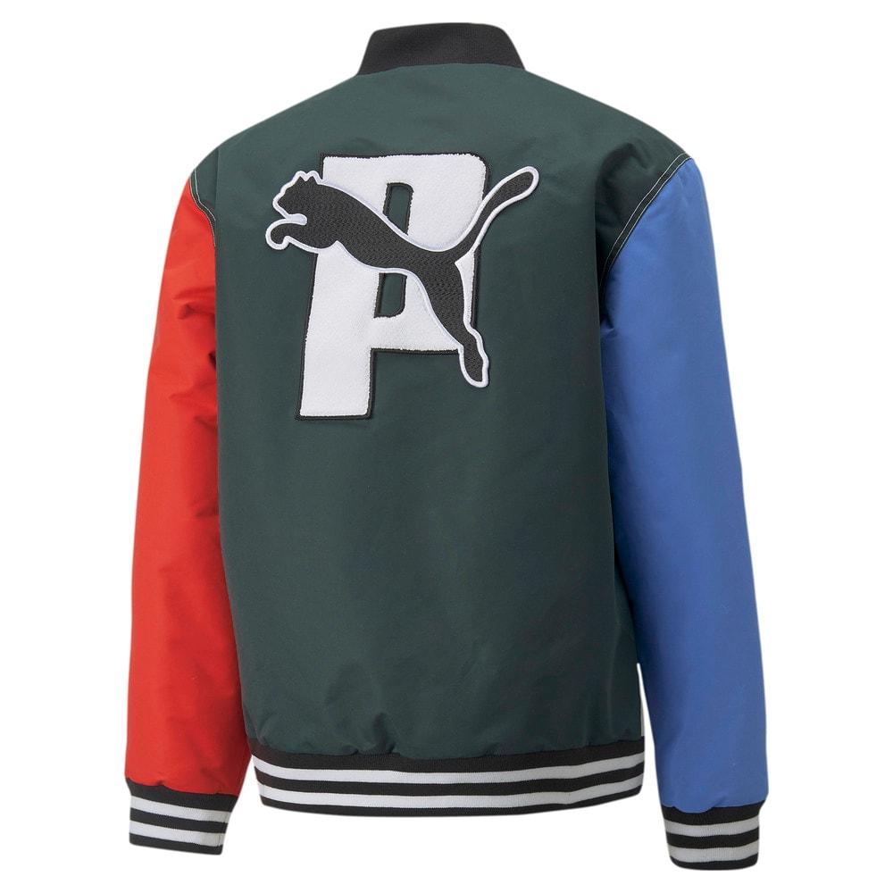 Image Puma PUMA x PUMA Varsity Jacket #2