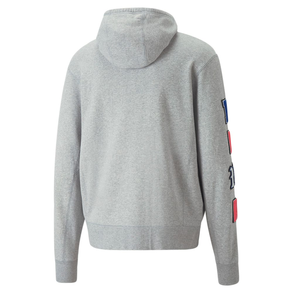 Зображення Puma Толстовка PUMA x PUMA Full-Zip Hoodie #2: light gray heather