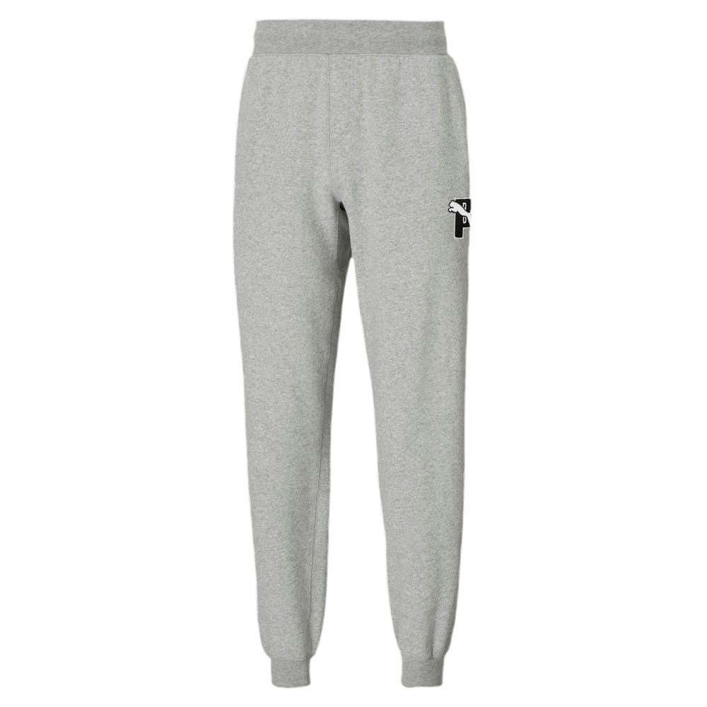 Изображение Puma Штаны PUMA x PUMA Sweatpants #1: light gray heather