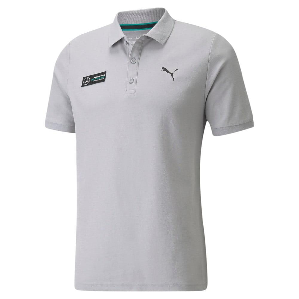 Image PUMA Camisa Polo Mercedes F1 Masculina #1